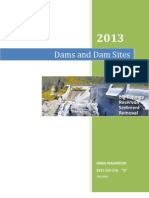 Dam and Dam Sites