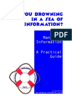Managing Information Practical Guide