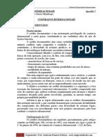 Apostila 7 de Contrato Internacional