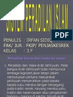 P. Point Sistem Peradilan Islam