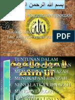 P. Point Tata Cara Pengurusan Jenazah