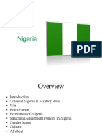 Intro to Nigeria