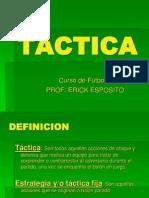 Tactica Futbol 11