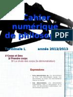 Notes I2 B La Chute Des Corps