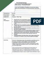 Pro Forma PJM 3112 Pengurusan dan Pentadbiran Pendidikan Jasmani dan Sukan