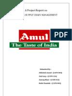 E-SCM of Amul