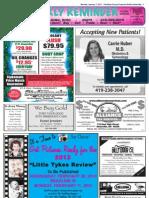 Weekly Reminder January 7, 2013