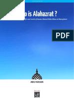 Who Is Alahazrat