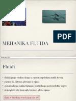 Mehanika fluida
