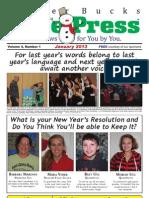 Upper Bucks Free Press • January 2013