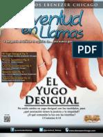 Revista Juventud en Llamas Edicion #1