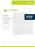 Qivana QORE Essentials Profile