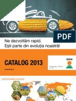 Catalog porumb 2013