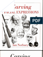 Carving Facial Expressions - Ian Norbury.