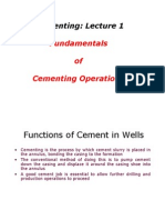 44605517 L15 Cementing Lecture 1