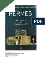 118947971 97465588 Hermes Metinler Ve Calismalar