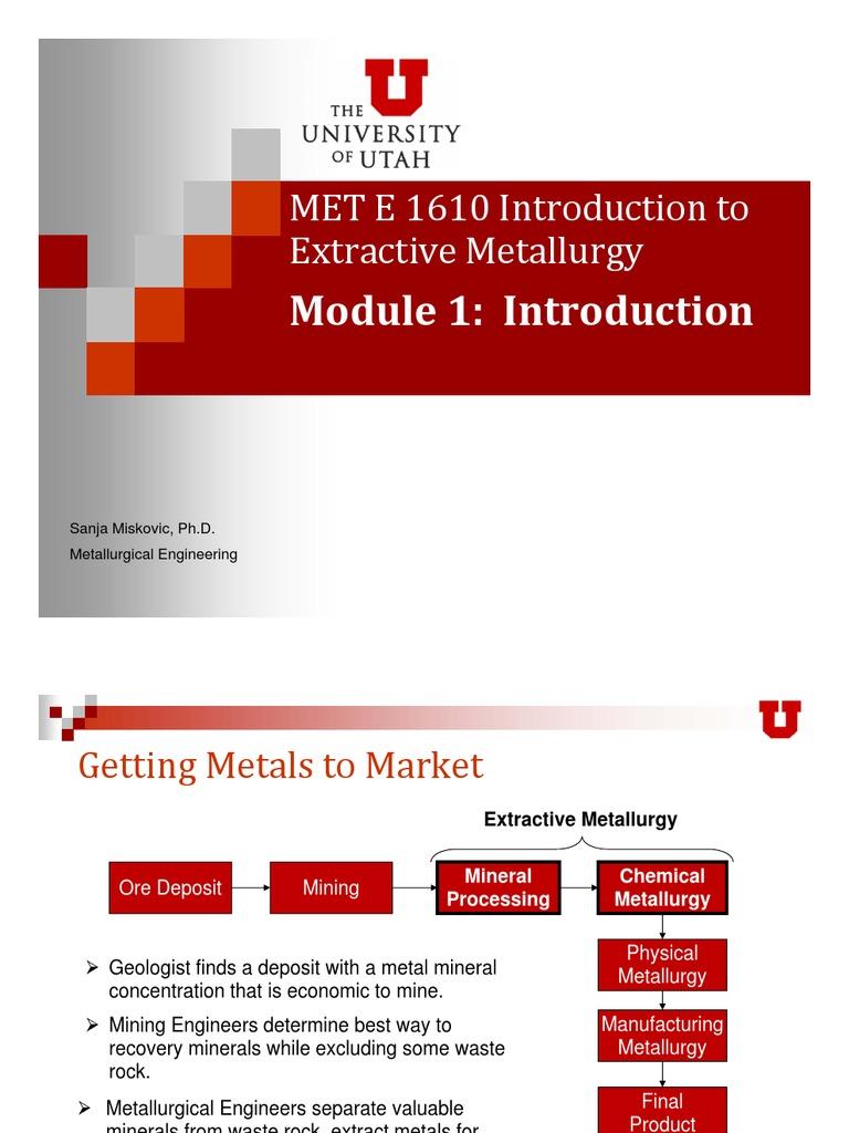 Extractive metallurgy of copper pdf
