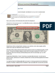 Lighthouse - Letter to Investors - 2013-01 - Excerpt - Happy Centennial Dear Fed