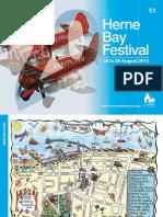 Herne Bay Programme 2012