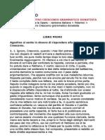 Sant'Agostino - Contro Cresconio Grammatico Donatista (ITA)