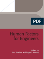 Human Factors for Engineers