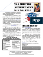 Veterans & Military Families Monthly News-January 2013
