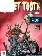 Sweet Tooth final issue exclusive preview