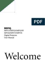 Manual BenQ
