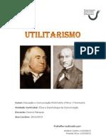 O que é o utilitarismo?