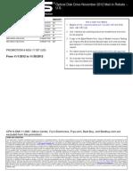 Asus Mail In Rebate
