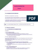Cours Marketing Lesson8 POSITIONNEMENT