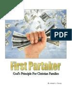 First Partaker