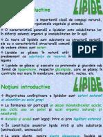 Lipide - Curs 7