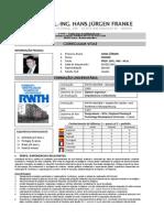Cv - Profile - Resumo - Franke - Portug. 2009