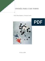 Macroeconomía para casi todos (Javier Daz-Gimenez y Gerardo Jacobs)