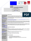 Licence Eco Economiegestion