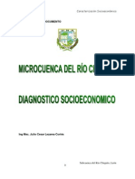 Diagnostico Socieconomico Final - Rio Chiquito