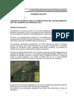 Proyecto de Rastro Municipal