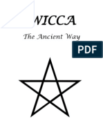 Wicca the Ancient Way