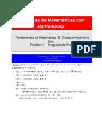 Integral de linea con Mathematica