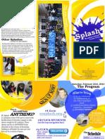Splash Brochure 1