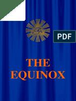 Blue Equinox