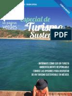 Especial de Turismo Sustentable