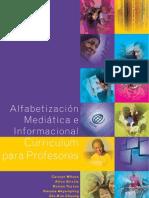 Alfabetización Mediática e Informacional