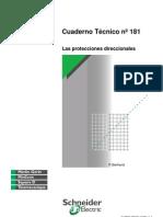 CT181 - Las Protecciones Direccionales