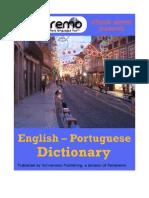Parleremo English-Portuguese Portuguese-English Dictionary 1ed