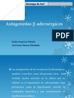 Antagonistas Beta Adrenergicos