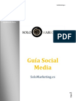 Guia Social Media SoloMarketing.es