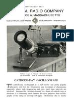 1931_General Radio Co. Scope Catalog