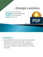 La Energia Luminica